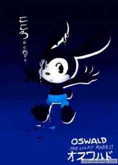 Oswald The Lucky Rabbit by Polar-Angie13 on DeviantArt