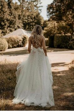 #Bridal back goals by #MUSEbyBERTA Muse By Berta, Love Fairy, Barcelona, Goals, Bridal, Wedding Dresses, Collection, Fashion, Bridal Dresses