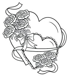 Total relaxation with these complex Zen and anti-stress Coloring pages for adults. Inspired by nature or completely surreal, these drawings differ from mandalas because they are not concentrated on a single point. Rose Coloring Pages, Coloring Pages For Grown Ups, Free Adult Coloring Pages, Coloring Pages To Print, Printable Coloring Pages, Coloring Books, Kids Coloring, Valentines Day Coloring Page, Barbie Coloring