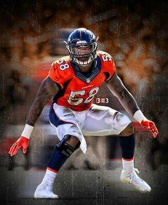 Von Miller Denver Broncos