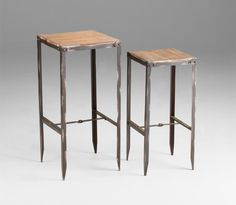 Camelback Nesting Tables design by Cyan Design