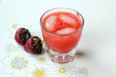 strawberry-rhubarb smash. yes, please!