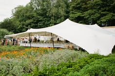 Wedding #inspiration from #CGSMevents  #Stretchtents fit beautifully in any space thus using a stunning #garden or #vegetablepatch to optimun effect. #Marquee #Wedding #Venue  Check out our rage at www.freestretch.co,.uk