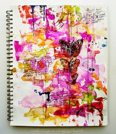 Mixed Media Place: Ecoline 101