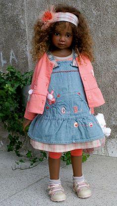 angela strutter dolls | Авторские куклы Angela Sutter