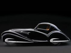 Sensuous Steel: Art Deco Automobiles   Wall Street International