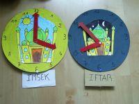 Assalâmou Aleykoum, Bonjour L'horloge du Ramadan Pour faire comprendre la notion de jeûne, rien de tel que de les faire participer. Personnellement, je ne fais pas encore jeuner mes enfants même un...