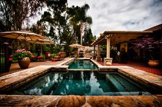 Golf Course Pool Remodel & Outdoor Kitchen, by Conscious Environments Inc.