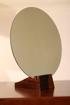 Ruhlmann & Deroubaix, Extremely Rare Art Deco Mirror 2