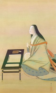 "Alot of us were taught that the first ""modern novel"" was Don Quixote, written in the early 1600s by a guy (Cervantes). Actually, the first modern novel was written 600 years earlier—by a woman. It's The Tale of Genji, written by a Japanese lady known as Murasaki Shikibu."