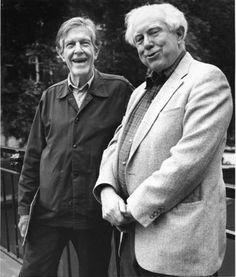 John Cage & Eliott Carter | #composer