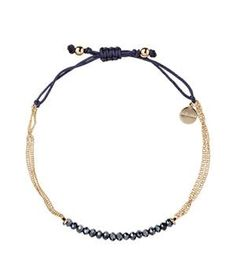 Stella and Dot courage bracelet