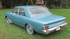 1963 Rambler Classic 550