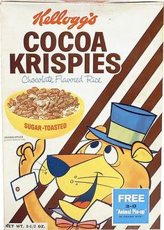 48 Best Cereal Boxes Prizes From The 50s 60s Images