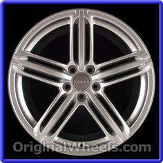 OEM Audi Rims - Used Factory Wheels from OriginalWheels.com #Audi #AudiRims #AudiWheels #wheels #rims #steelwheels #alloywheels #OEMwheels #factorywheels #OEMrims #factoryrims
