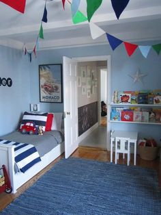 Good bedroom ideas for kids little big boy room in dream house boy toddler bedroom kids bedroom and big boy bedrooms home decorators catalog bathroom Boy Toddler Bedroom, Big Boy Bedrooms, Boys Bedroom Decor, Baby Boy Rooms, Boys Bedroom Ideas Toddler Small, Little Boys Rooms, Bedroom Furniture, Little Boy Bedroom Ideas, Childrens Bedrooms Boys
