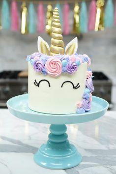 Unicorn cake ideas Unicorn eyes, horn and ears molds Unicorne Cake, Cake Tins, Cake Mold, Cupcake Cakes, Cake Smash, Diy Cake, Cupcake Toppers, Unicorn Birthday Parties, Unicorn Party