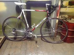 Concorde, Columbus complete campagnolo.....found iT at the charity store....