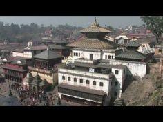 Pashupatinath temple - Hindu worship - Kathmandu - Nepal