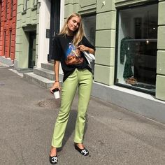 Shop By Outfit: All The Major Trends In 6 Perfect Looks - The Iconic Issue Urban Fashion, Boho Fashion, Vintage Fashion, Fashion Outfits, Streetwear, Clothing Blogs, Danish Style, Comfortable Outfits, Pretty Outfits