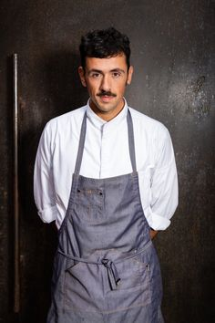 CHEF OF THE DAY – CUOCO DEL GIORNO Enrico Marmo