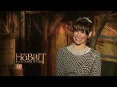 TODAY talks to Evangeline Lilly about 'The Hobbit: The Desolation Of Smaug'