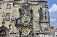 El Reloj Astronómico de Praga, Praga, República Checa