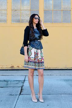 Try on everything. | 21 Very Necessary Style Tips For Tall Girls
