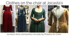 Costume Design – An Outlander Muse Duncan Lacroix, Terry Dresbach, Outlander Costumes, Outlander Season 4, Lord John, Diana Gabaldon Outlander Series, Drums Of Autumn, Beautiful Costumes, Costume Shop