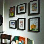 framed childrens books kids