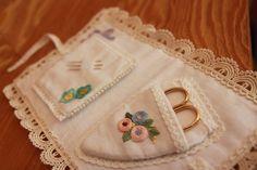 두 번째 니들케이스 : 네이버 블로그 Sewing Case, Sewing Projects
