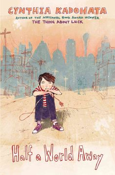 A kid who considers himself an epic fail discovers the transformative power of love when he deals with adoption in this novel from Cynthia Kadohata, winner of the Newbery Medal and the National Book A