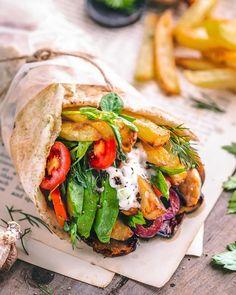 Vegan Bowl Recipes, Delicious Vegan Recipes, Veggie Recipes, Whole Food Recipes, Vegetarian Recipes, Cooking Recipes, Yummy Food, Healthy Recipes, Veggie Bowl Recipe