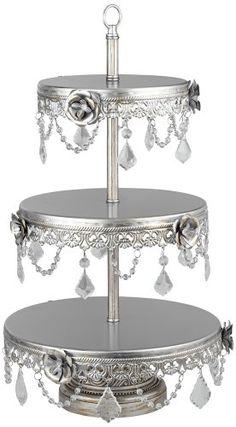 Geneva 3-Tier Silver Cupcake Stand Universal Lighting and Decor http://www.amazon.com/dp/B00EMCTCJC/ref=cm_sw_r_pi_dp_BE4rwb1XXV68Y