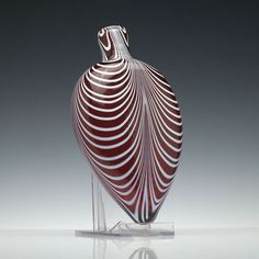 Buy Century Nailsea Cranberry Glass Flask and other Bottles & Flasks products from Exhibit Antiques. South Indian Jewellery, Indian Jewelry, Art Deco Diamond, Diamond Brooch, Glass Flask, Cranberry Glass, Flasks, Memento Mori, Belle Epoque