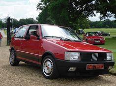 Auto Italia 'Summertime Classic Winning' 1988 Mk1 Fiat Uno Turbo