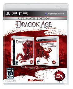 Dragon Age Origins Ultimate Edition- PS3