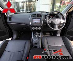 Interior Mitsubishi Outlander