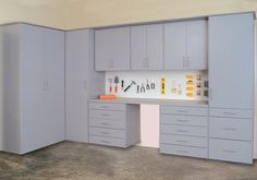 #ClosetsByDesign Garage Closet, Garage Storage Cabinets, Garage Storage  Solutions, Custom Garages,