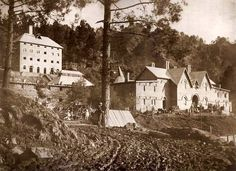 Murree Brewery- AD 1864. Built post Pakistan India partition. In recent times building stands in shambles & sadly over the year it's been deteriorating. Now, all you see is the big retaining wall that's remaining of this beautiful piece of  British Colonial architecture.