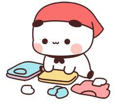 Cute Anime Cat, Cute Bunny Cartoon, Cute Kawaii Animals, Cute Couple Cartoon, Cute Cartoon Pictures, Cute Love Cartoons, Cute Cat Gif, Cute Bear Drawings, Cute Animal Drawings Kawaii