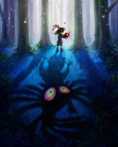 Image The Legend of Zelda : Majora's Mask 3D Nintendo 3DS - 2