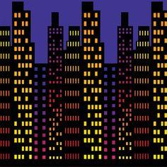 Set a shadowy city scene for your Superhero party with our Cityscape Backdrop! Discount Party Supplies for all your Superhero (Boys) party supply needs. Batman City, Lego Batman, Batman Room, Party Kulissen, City Party, Vegas Party, Movie Party, Fiesta Party, Party Shop