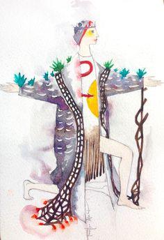 Giuseppina Maurizi - Paper bird