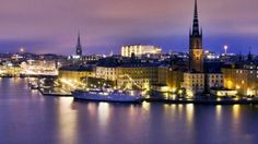 For a magical weekend city break, book flights to Stockholm. You can take off from all the major UK airports in the morning and be in this city of culture to be ordering your lunch.