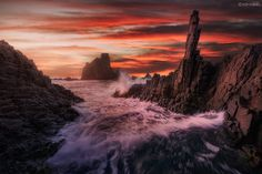 Arrecife de las Sirenas II ~ Spain by Iván Ferrero on 500px