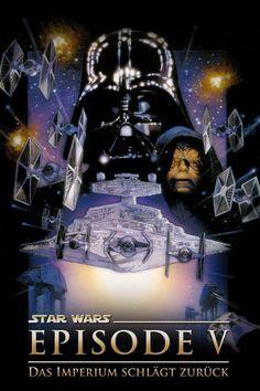 Star Wars: Episode V - Das Imperium schlägt zurück (1980) - Filme Kostenlos…