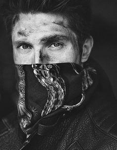 Christoph Köstlin - Marcel Hirscher // 01 // portrait // sport editorial // sports // closeup // masked