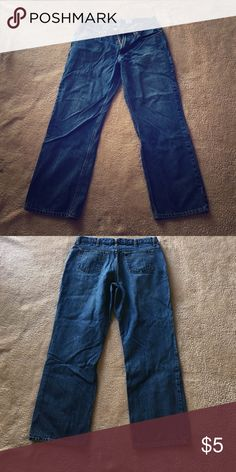 Gap I think Jeans 100% cotton Jeans RN 124776 on the tag GAP Jeans Relaxed