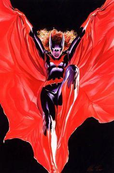 Alex Ross Art - Batwoman